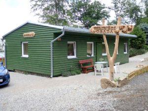 Medvědí osada chata Gryzli